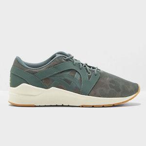 ASICS Lyte Komachi Sneakers Sz 9 Green Womens